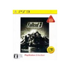 PS3/Fallout3 PlayStation 3 the Best (CERO「Z」 18歳以上のみ対象)|netoff