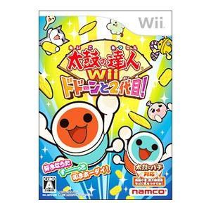 Wii/太鼓の達人Wii ドドーンと2代目! (ソフト単品版)|netoff