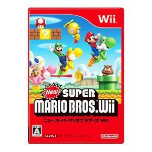 Wii/NewスーパーマリオブラザーズWii|netoff