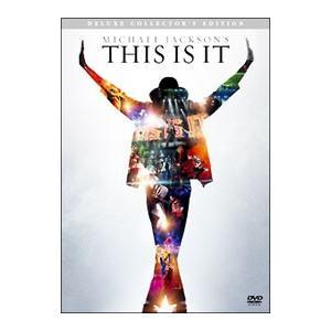 DVD/マイケル・ジャクソン THIS IS IT デラックス・コレクターズ・エディション|netoff