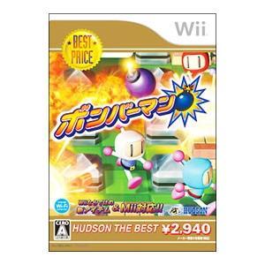 Wii/ボンバーマン ハドソン・ザ・ベスト|netoff
