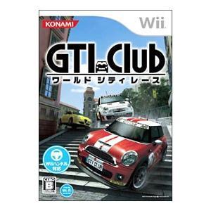 Wii/GTI Club ワールド シティ レース|netoff