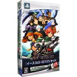 【PSP】日本ファルコム イースI&II・SEVENセットの商品画像 ナビ