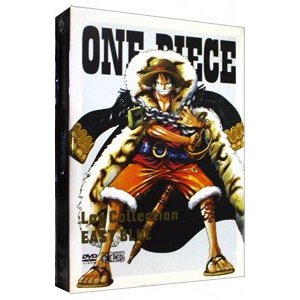 """DVD/ONE PIECE Log collection""""EAST BLUE"""" 期間限定生産 netoff"""