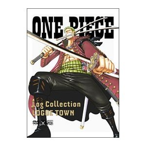 """DVD/ONE PIECE Log collection""""LOGUE TOWN"""" 期間限定生産 netoff"""