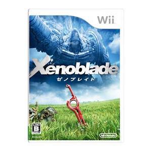 Wii/Xenoblade ゼノブレイド|netoff