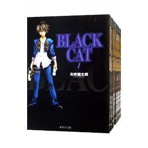 BLACK CAT 【文庫版】 <全12巻セット>|netoff