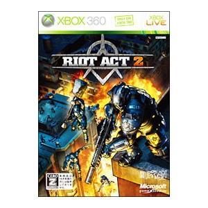 Xbox360/ライオットアクト2 (CERO「Z」 18歳以上のみ対象) netoff