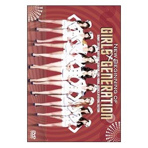 DVD/少女時代到来〜来日記念盤〜New Beginning of Girls'Generation|netoff