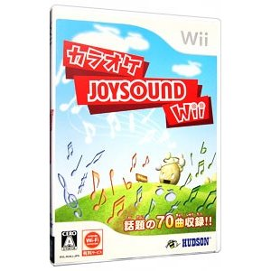 Wii/カラオケ JOYSOUND Wii(ソフト単品)|netoff
