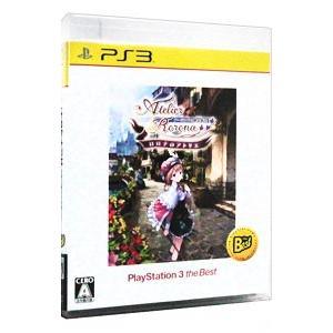 PS3/ロロナのアトリエ〜アーランドの錬金術士〜 PlayStation3 the Best|netoff