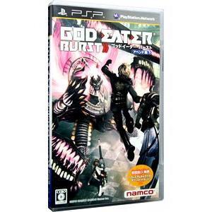 PSP/GOD EATER BURST(ゴッドイーター バースト) アペンド版|netoff