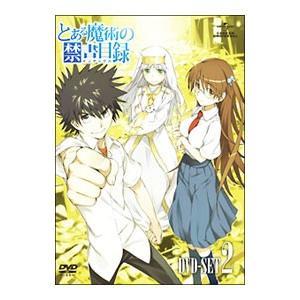 DVD/とある魔術の禁書目録 DVD-SET2
