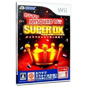 Wii/カラオケJOYSOUND Wii SUPER DX(ソフト単品) ※オンラインサービス終了|netoff