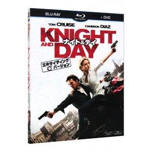 Blu-ray/ナイト&デイ エキサイティング・バージョン ブルーレイ&DVDセット