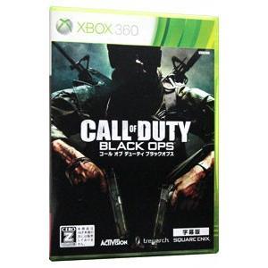 Xbox360/コール オブ デューティ ブラックオプス 字幕版 (CERO「Z」 18歳以上のみ対象)|netoff