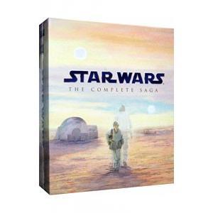 Blu-ray/スター・ウォーズ コンプリート・サーガ ブルーレイBOX 初回生産限定版|netoff