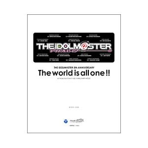 Blu-ray/THE IDOLM@STER 5th ANNIVERSARY The world is all one!!Blu−ray BOX|netoff
