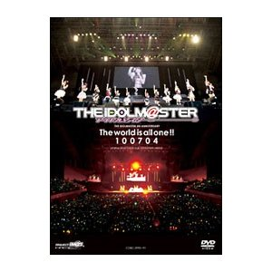 DVD/THE IDOLM@STER 5th ANNIVERSARY The world is all one!!100704|netoff