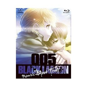 Blu-ray/OVA BLACK LAGOON Roberta's Blood Trail Blu...
