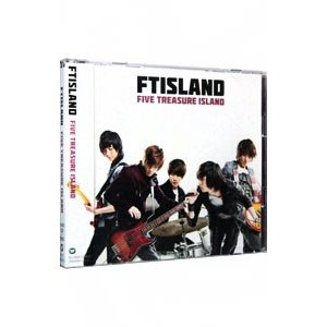 FTISLAND/FIVE TREASURE ISLAND 初回限定盤B|netoff