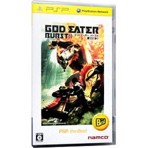 PSP/GOD EATER BURST(ゴッドイーターバースト) PSP the Best