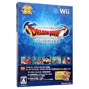 Wii/ドラゴンクエスト25周年記念 ファミコン&スーパーファミコン ドラゴンクエストI・II・III|netoff