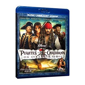 Blu-ray/パイレーツ・オブ・カリビアン/生命の泉|netoff