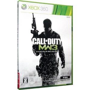 Xbox360/コール オブ デューティ モダン・ウォーフェア3 字幕版 (CERO「Z」 18歳以上のみ対象)|netoff