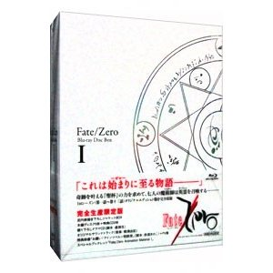 Blu-ray/Fate/Zero Blu−ray Disc Box I|netoff