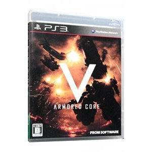 PS3/ARMORED CORE V(アーマード・コア ファイブ)|netoff