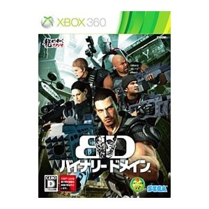 Xbox360/BINARY DOMAIN(バイナリー ドメイン)|netoff