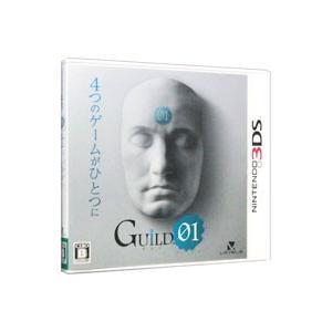 3DS/GUILD01(ギルドゼロワン)|netoff