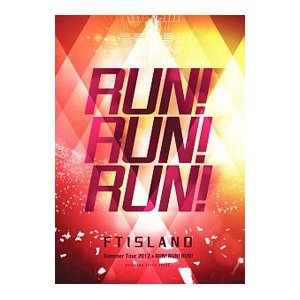 DVD/FTISLAND Summer Tour 2012〜RUN!RUN!RUN!〜 @SAITAMA SUPER ARENA|netoff
