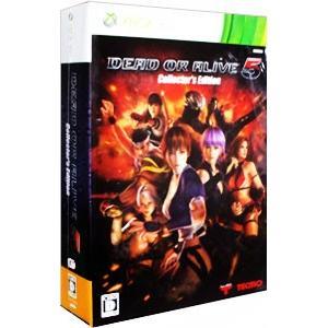 Xbox360/DEAD OR ALIVE 5 コレクターズエディション|netoff