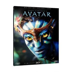 Blu-ray/アバター 3Dブルーレイ&DVDセット|netoff