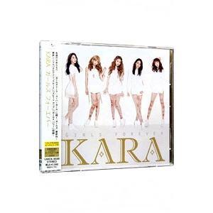 KARA/ガールズ フォーエバー 初回盤Aの画像