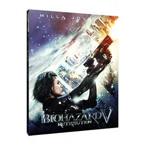 Blu-ray/バイオハザードV リトリビューション ブルーレイ&DVDセット|netoff