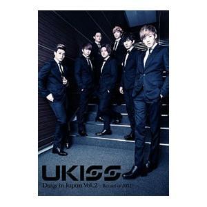 DVD/U−KISS Days in Japan Vol.2