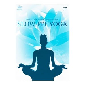 DVD/TIPNESS ONE presents Work Out series SLOW FIT YOGA|netoff