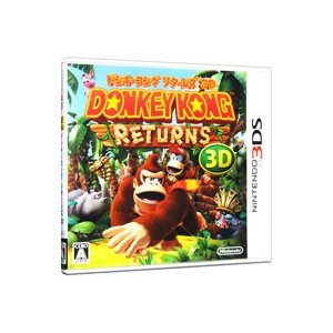 3DS/ドンキーコング リターンズ 3D|netoff