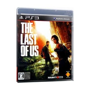 PS3/The Last of Us (CERO「Z」 18歳以上のみ対象)|netoff