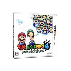 3DS/マリオ&ルイージRPG4 ドリームアドベンチャー|netoff
