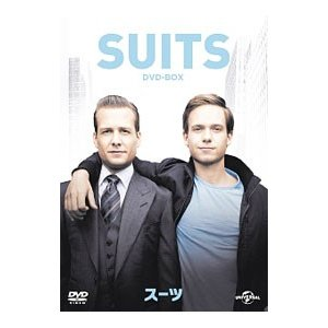 SUITS/スーツ DVD−BOX|netoff