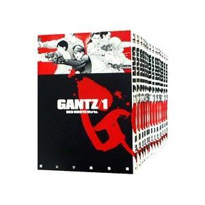 GANTZ <全37巻セット> コミック全巻セット...