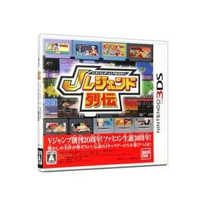 3DS/バンダイナムコゲームス PRESENTS Jレジェンド列伝|netoff