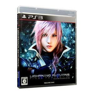 PS3/ライトニング リターンズ ファイナルファンタジーXIII|netoff