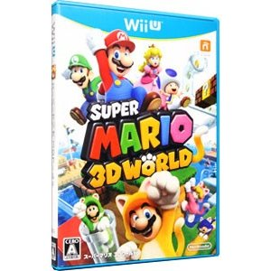 Wii U/スーパーマリオ 3Dワールド|netoff