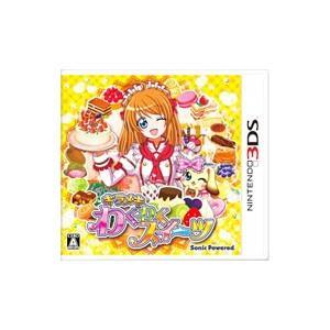 3DS/キラメキ わくわくスイーツ