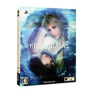 PSVita/ファイナルファンタジーX/X−2 HD Remaster TWIN PACK (FF10・FF10-2)|netoff